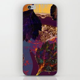 A symphony for Anna iPhone Skin