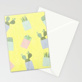 Succulents 2 Stationery Cards