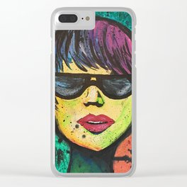 HER Clear iPhone Case