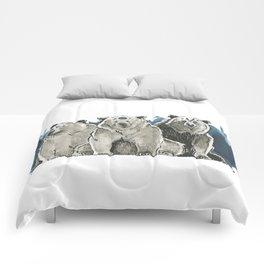The Bear Clan Comforters