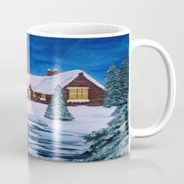Winter landscape-1 Coffee Mug
