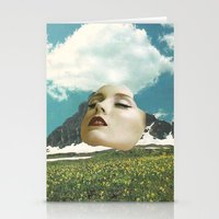 rushmore Stationery Cards featuring Mount Rushmore by Jordan Clark