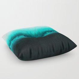 Forest Of Light Floor Pillow
