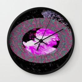 One Winged Angel Wall Clock