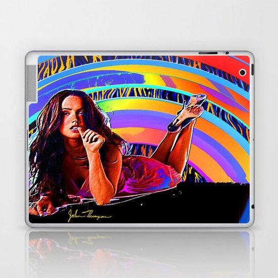 Megan Fox  2 Laptop & iPad Skin