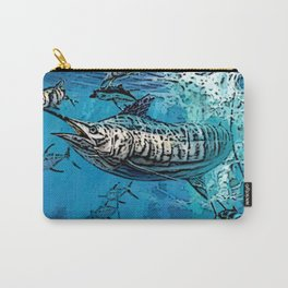 marlin fish Carry-All Pouch