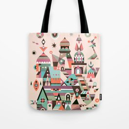 Structura 5 Tote Bag