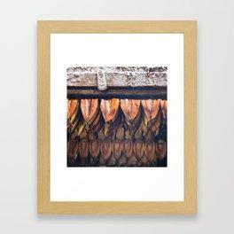 Whitby Kippers Framed Art Print