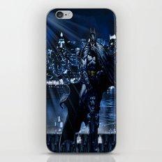 Dark Knight version 2 iPhone & iPod Skin