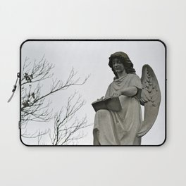 Takin' Notes, Y'all! (Judgy Angel) Laptop Sleeve