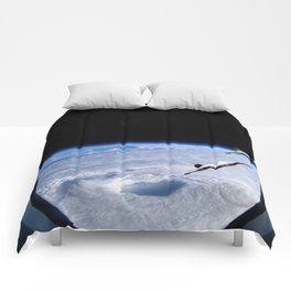 Have a Nice Flight Comforters