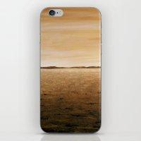 desert iPhone & iPod Skins featuring Desert by AhaC