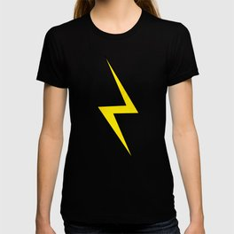 Lightning Bolt Pattern T-shirt