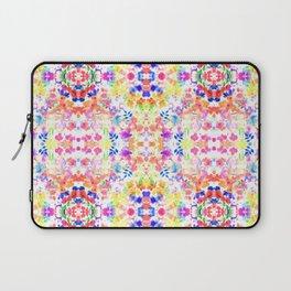 Floral Print - Brights Laptop Sleeve