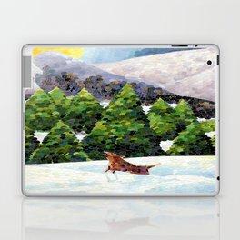 Wolf Mountain Laptop & iPad Skin