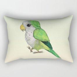 Very cute parrot Rectangular Pillow