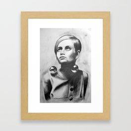 Androgyny Framed Art Print