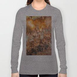 Idaho Gem Stone 4 Long Sleeve T-shirt