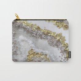 Geode Art Carry-All Pouch