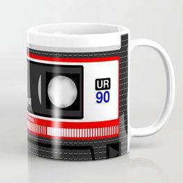 Retro audio cassete Coffee Mug