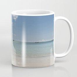 Dream beach Sea Ocean Summer Maritime Navy Coffee Mug