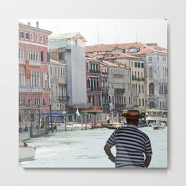 Venice_002 Metal Print