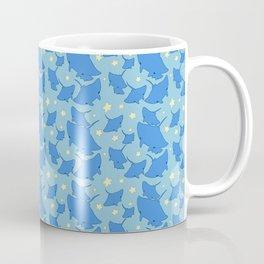 Manta Ray Pattern Coffee Mug