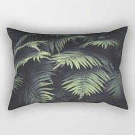 Beautiful Ferns Rectangular Pillow