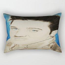 The King, Elvis Presley Rectangular Pillow