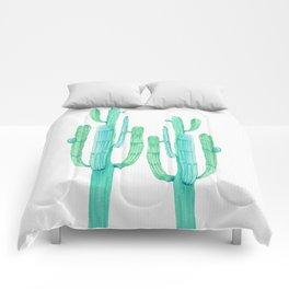 Dos Amigos Comforters