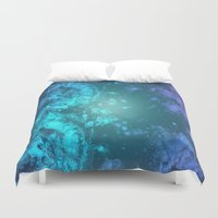 biology Duvet Covers featuring Biology by Ashley