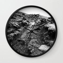 Urban Decay 6 Wall Clock
