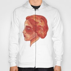 Woman (profile) Hoody