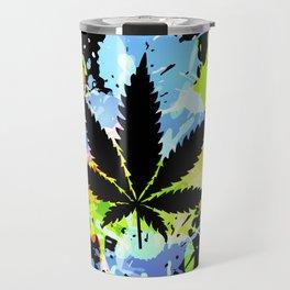 marijuana  canabis Travel Mug