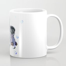 Aquarium Fish art design Coffee Mug