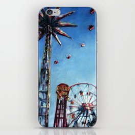 Spinning in the Sky iPhone Skin