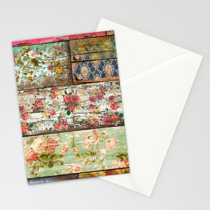 Lady Rococo Stationery Cards