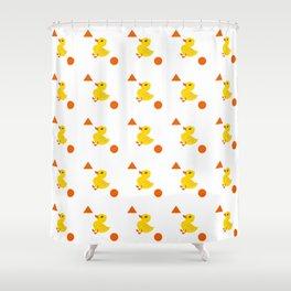 Ducks Shower Curtain