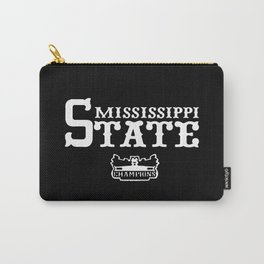 Mississippi State Champs Carry-All Pouch