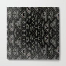 A Labyrinth of Angles Metal Print