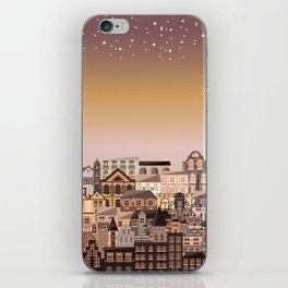 Moonlight Homes iPhone Skin