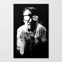 [BRKCHK] No Justice No Beats Canvas Print