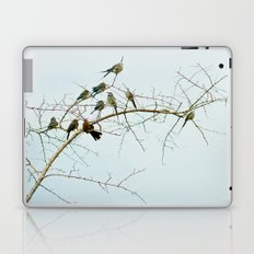 Birds of a Feather Flock Together Laptop & iPad Skin