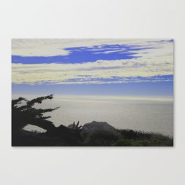 Skies2 Canvas Print
