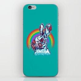 Zombie Rabbit iPhone Skin