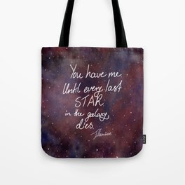 Every Last Star Tote Bag