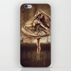 Dancerulean iPhone & iPod Skin