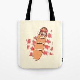 Judge Bread Tote Bag