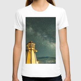 Mountain Light House T-shirt