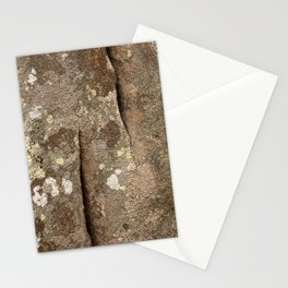 Megalith Stone Texture Stationery Cards